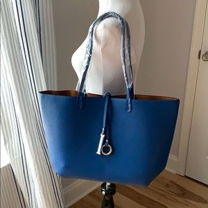 3 in 1 Reversible Tote bag and Crossbody purse